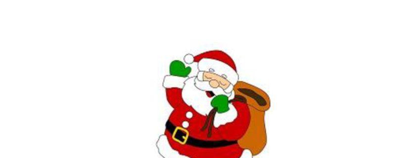 Visita alla casa di Babbo Natale